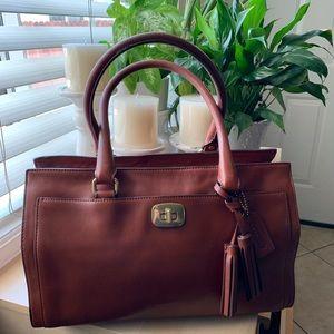 Coach Hailey satchel bag